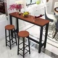 bar height kitchen table free standing sink 厨房靠墙条桌高度 厨房靠墙条桌出租 厨房靠墙条桌设计 文化 淘宝海外 厚简易宽30cm长条桌多功能卧室高脚长条窄桌子
