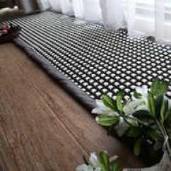 Kitchen Linens Area Rugs For Hardwood Floors 亚麻布清洗颜色 亚麻布清洗设计 亚麻布清洗推荐 价格 淘宝海外 特日式纯棉编织亚麻布包边厨房垫地垫吸水性