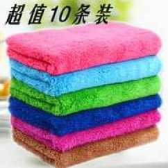Kitchen Dish Towels Colorful Cabinets 厨房洗碗巾特价哪里买 厨房洗碗巾特价评价 厨房洗碗巾特价价格 清洗 天天特价 抹布吸水不掉毛厨房清洁毛巾不粘油洗