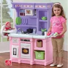American Plastic Toys Custom Kitchen Chalkboard For Wall Step2厨房推荐 Step2厨房哪里买 Step2厨房批发 Diy 淘宝海外 美国原装step2幼儿童过家家厨房玩具做饭厨具餐具带育