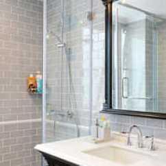 Gray Subway Tile Kitchen Rustic Lighting Ideas 地铁砖厨房价格 地铁砖厨房颜色 地铁砖厨房种类 设计 淘宝海外 地铁砖面包砖厨房釉面砖卫生间瓷砖厕所墙砖白色灰色300 600