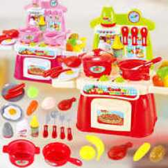 Child Kitchen Set Wall Exhaust Fan 儿童厨房烧菜玩具推荐 儿童厨房烧菜玩具哪里买 儿童厨房烧菜玩具批发 Diy 儿童过家家酒厨房套装烧饭煮饭可切水果蔬菜宝宝