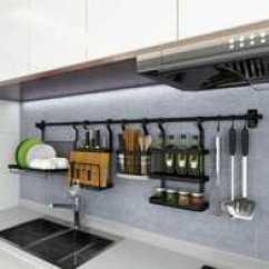 Sears Kitchen Appliances Commercial Fan Extractor 厨房用品设计 厨房用品收纳 厨房用品推荐 店 淘宝海外 黑色不锈钢厨房置物架壁挂墙上免打孔刀架调料架碗