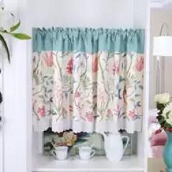 Fruit Kitchen Curtains Cost To Paint Cabinets 水果门帘颜色 水果门帘摆设 水果门帘设计 印刷 淘宝海外 北欧卡通餐具水果厨房小窗帘遮挡装饰半帘简易柜子帘门帘隔断