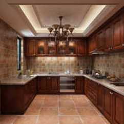 Oak Kitchen Cabinet Cabinets Sizes 橡木厨柜设计 橡木厨柜价格 橡木厨柜价钱 颜色 淘宝海外 整体实木橱柜定做红橡木橱柜定制整体厨房装修厨柜石英石定做