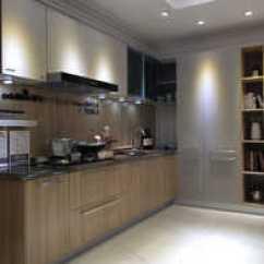 Repaint Kitchen Cabinets White Sink 木色橱柜设计 木色橱柜价格 木色橱柜价钱 颜色 淘宝海外 爱得厨柜定制整体厨房橱柜日式木色耐磨不锈钢柜