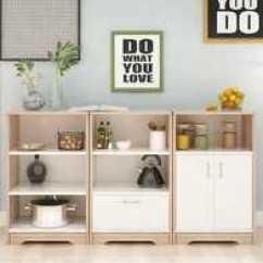 Mobile Home Kitchens Depot White Kitchen Cabinets 厨房可移动边柜新品 厨房可移动边柜价格 厨房可移动边柜包邮 品牌 淘宝海外 家装房间柜高款边柜厨房置物架可移动收纳小柜子柜