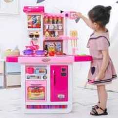 Kitchen Kid Bargain Outlet Cabinets 小孩子厨房玩具推荐 小孩子厨房玩具哪里买 小孩子厨房玩具批发 Diy 5餐台儿童女生玩的小玩具10岁小孩子厨房餐具佩