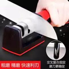 Kitchen Aid Knives Tuscan Decor 磨刀角度固定器推荐 磨刀角度固定器好用吗 磨刀角度固定器做法 用法 新手磨刀角度器导向器定角磨刀夹小角度固定器