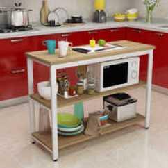 Long Kitchen Tables Faucet Lowes 厨房长桌尺寸 厨房长桌高度 厨房长桌价格 推荐 淘宝海外 厨房切菜桌小桌子餐桌家用多功能钢木桌长桌定制