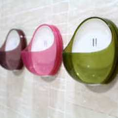 Kitchen Soap Home Styles Cart 厨房肥皂架diy 厨房肥皂架新加坡 厨房肥皂架成分 工厂 淘宝海外 厨房卫生间吸盘肥皂架肥皂盒香皂碟香皂盒创意置物架收纳盒