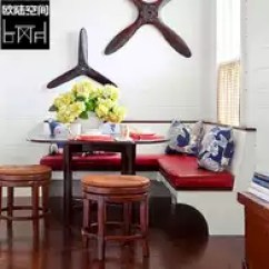 Kitchen Table Bench Seat Cheap Rooster Decor For 餐桌长椅沙发新品 餐桌长椅沙发价格 餐桌长椅沙发包邮 品牌 淘宝海外 欧式沙发椅餐厅l型靠墙卡座沙发桌椅后现代小