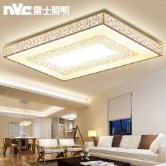 Led Ceiling Light Living Room Sets Cheap Usd 179 48 Nvc Lighting Lights Remote Control Electrodeless Dimming Rectangular Round Modern Minimalist Lamp