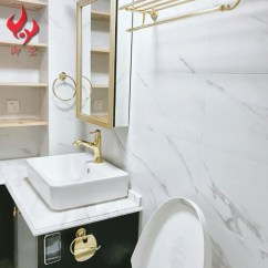 White Tile Floors In Living Room Yellow And Gray Accessories Usd 5 61 Jazz Floor Tiles Ash Fish Belly Marble Balcony Kitchen Bathroom