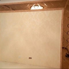 Living Room Glass Shelves Storage Ideas Usd 7 81 Background Wall Custom Partitions Private Niches Can Be Customized