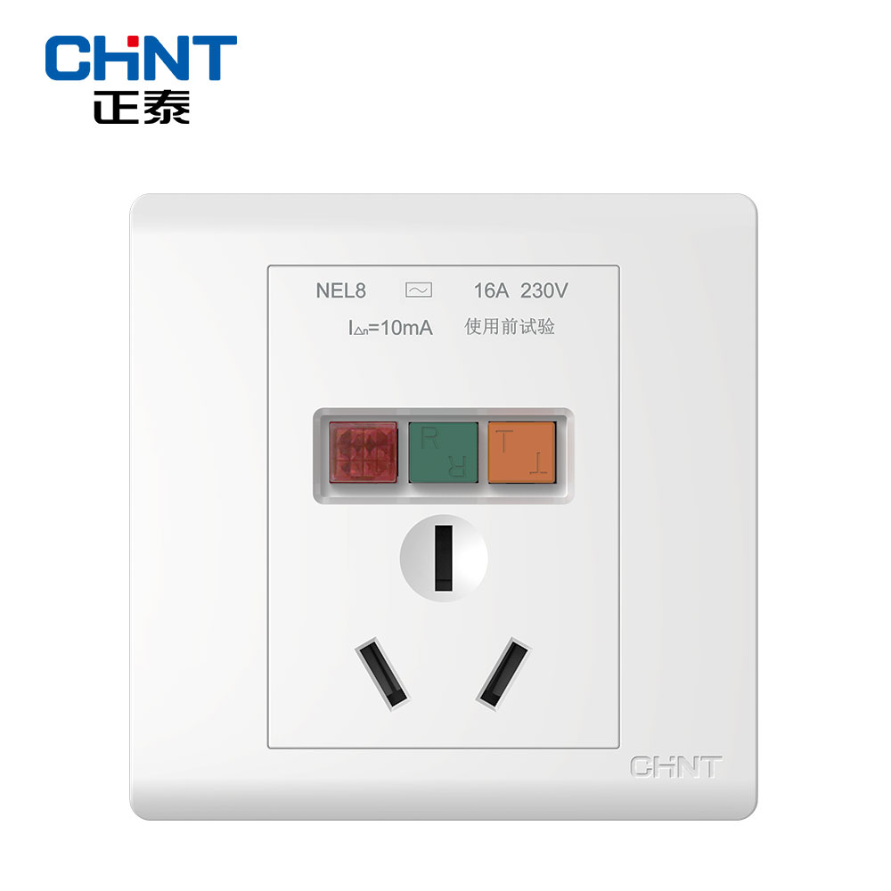 hight resolution of zhengtai leakage protector plug and socket electric water heater leakage protection 16a wiring household air conditioner