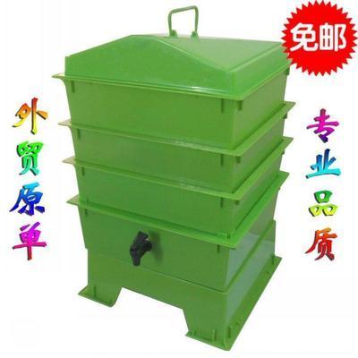 蚯蚓養殖箱 堆肥箱 蚯蚓糞 養蟲箱 蚯蚓堆肥 廚餘桶 有機肥