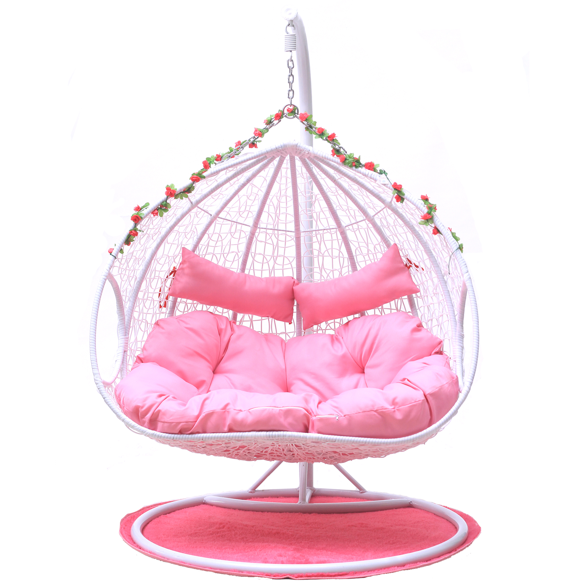 Bird Nest Chair Hanging Basket Rattan Chair Adult Indoor Double Balcony Bird S