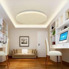 Modern Kitchen Light Sink Without Cabinet Led阳台吸顶灯简约现代厨房过道灯具卧室灯卫生间超薄书房圆形灯 现代厨房灯