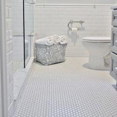 Bath And Kitchen Discount Cabinet Hardware 北欧宜家小六角卫生间马赛克陶瓷白瓷砖浴室厨房洗手间全瓷地砖 Tmall Com天猫