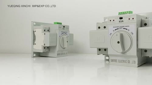 small resolution of suntree ats switch 220 volt 3 phase function of change over switch