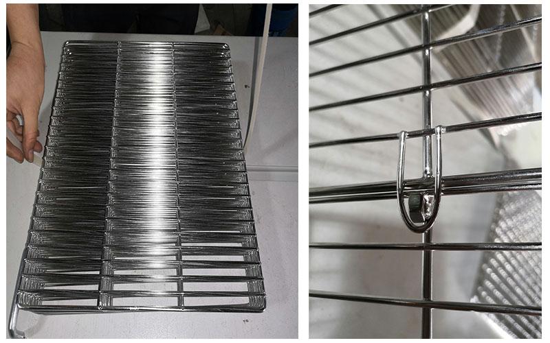 304不鏽鋼鳥籠訂製籠片diy寵物籠加粗加密鸚鵡飛行籠繁殖籠定做