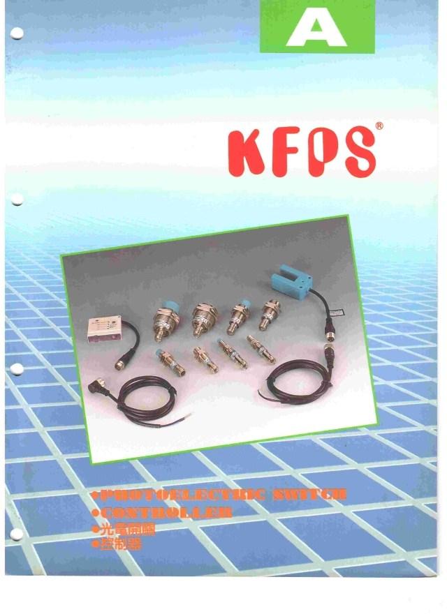 臺灣開放光電KFPS 近接開關 CE IP67 SN:4MM 1NO NPN TL-17N04E1