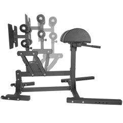 Commercial Gym Roman Chair Swivel Keeps Turning American Titan New Club With Ghd Crossfit