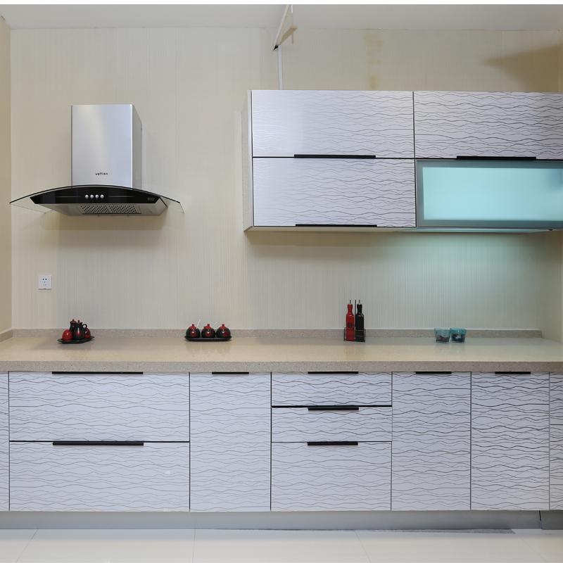 acrylic kitchen cabinets hotels with kitchens in rooms 雅立厨柜亚克力门板a0068 雅立橱柜整体厨房 太平洋家居网产品库