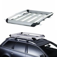 For Ford Explorer 2013-2016 Cargo Carrier Roof Rack Basket ...