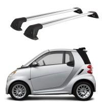 for Mercedes-Benz Smart Universal Car Top Roof Rack Cross ...