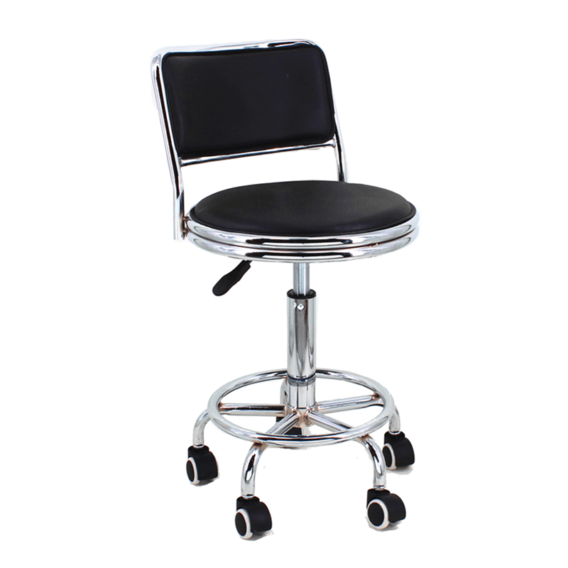 small high chair folding rentals usd 38 88 lift bar stool backrest computer laboratory workshop reception desk