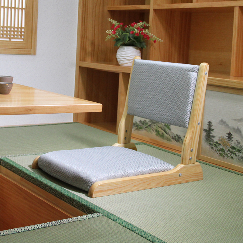 folding chair desk wing back recliner usd 46 65 and room tatami bed floor japanese
