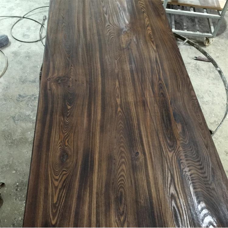 實木板材_老榆木定制實木板材吧臺板松木板辦公桌餐桌面板原木板隔板定做 - 阿里巴巴