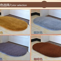 Long Kitchen Rugs Coffee Decorations For 吸水性能测试