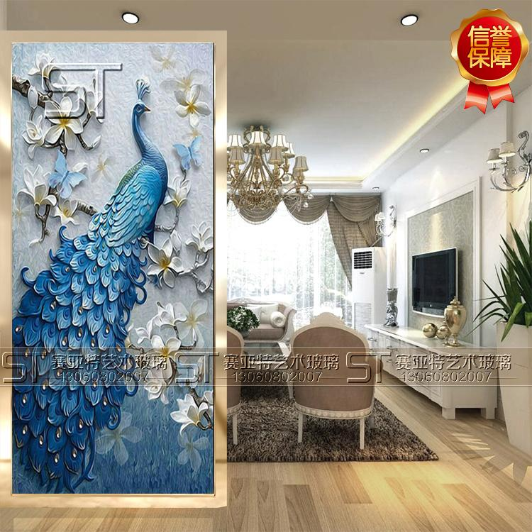 decorative screens for living rooms small room interior design images custom home decoration carved glass screen partition art all categories