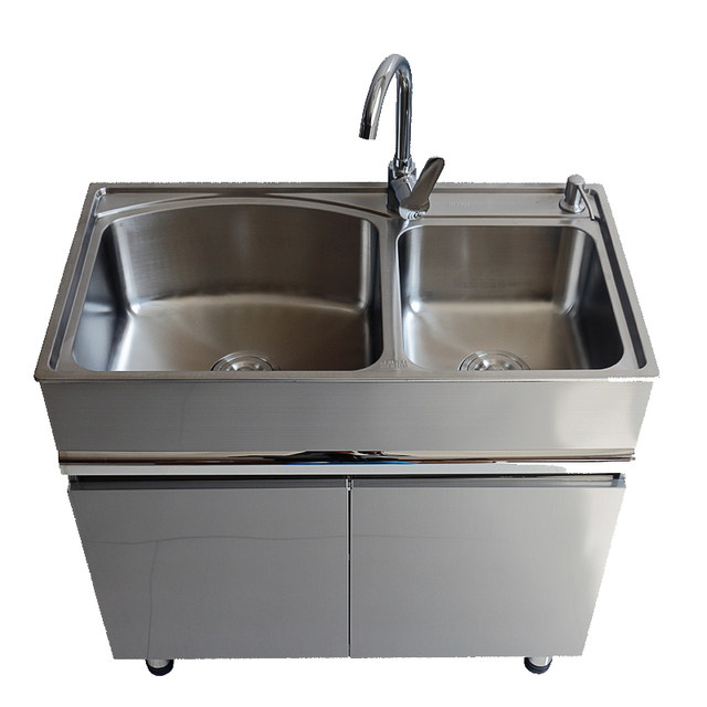 stainless steel laundry cabinet balcony