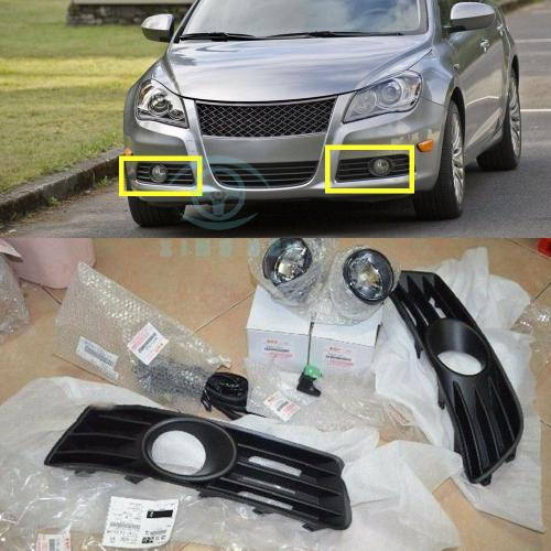 small resolution of details about for suzuki kizashi fog lamp light kit harness switch 35500 57810