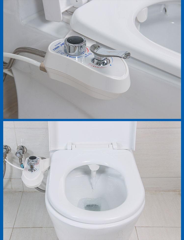 洗喜樂潔身器不用電智能馬桶蓋即熱式全自動家用洗屁屁神器 噴水-阿里巴巴