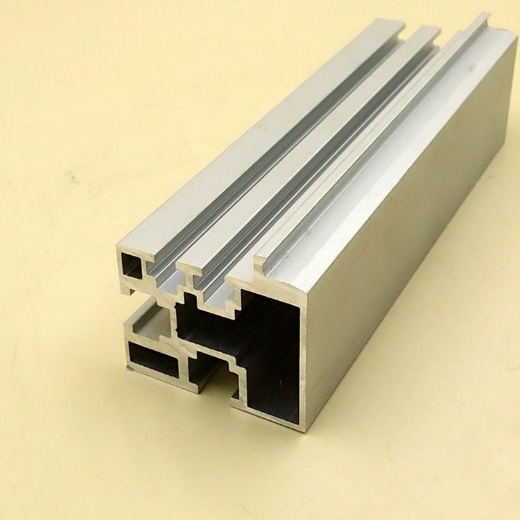 SMT接駁臺 28*37接駁臺鋁型材 工業鋁擠型材料 2837導軌鋁擠型材料