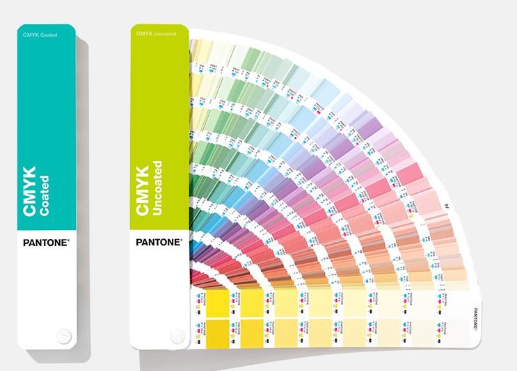 2020新版PANTONE彩通國際色卡CMYK印刷CU四色疊印潘通色卡GP5101A