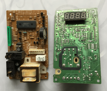 lg microwave oven motherboard power