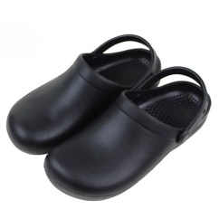 Non Slip Work Shoes For Kitchen Black Chairs Wako Mens Chef Nonslip Safety Oil ...