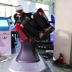 Flight Simulator Chair 360 Beach Canopy Degree Roller Coaster 9d Vr For