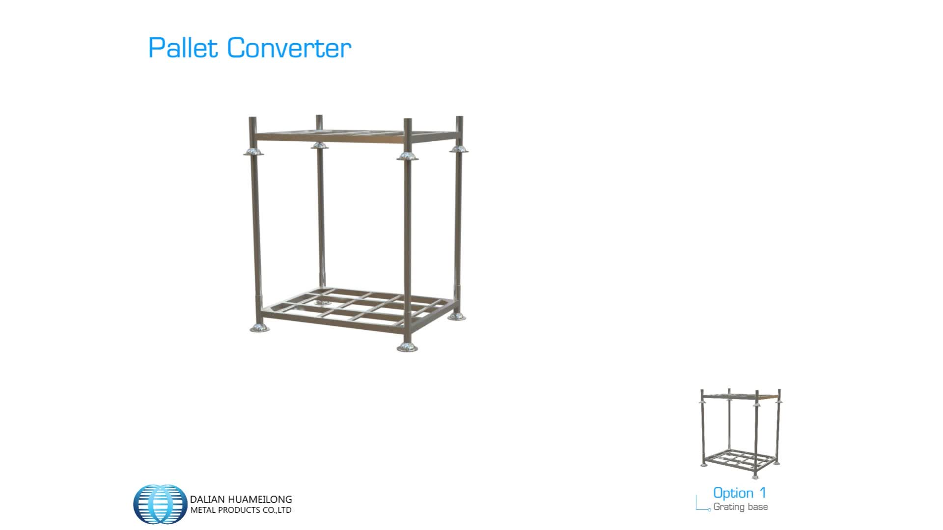 Heavy Duty Commercial Movable Galvanized Portable Industry