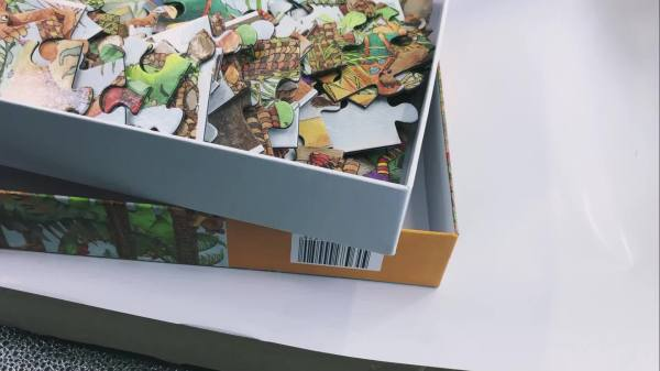 Custom 10000 Pieces Jigsaw Puzzle - Piece