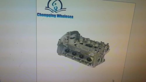 small resolution of brand new cylinder head 06h103373k for tiguan 1 8t