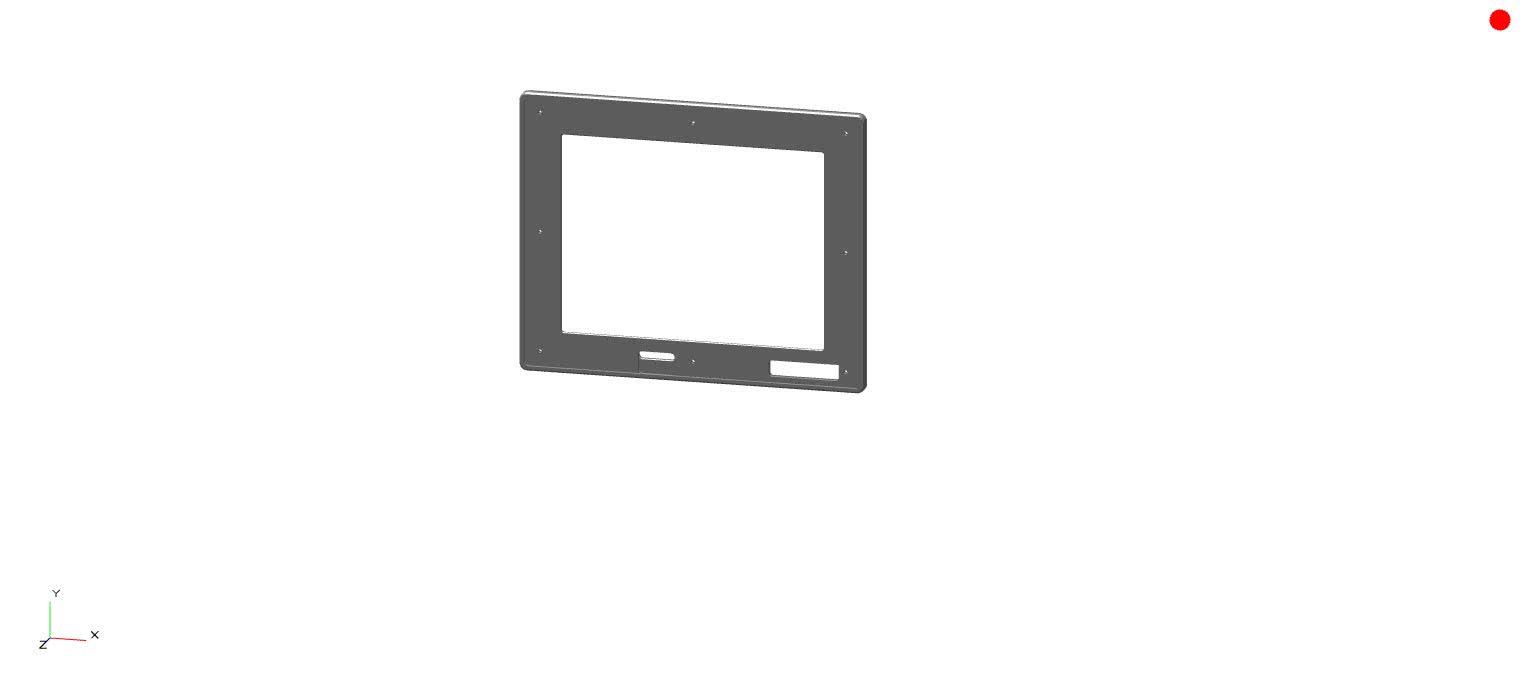 Best Price Dc 9 To 24v Industrial Fanless Hmi Mini Panel