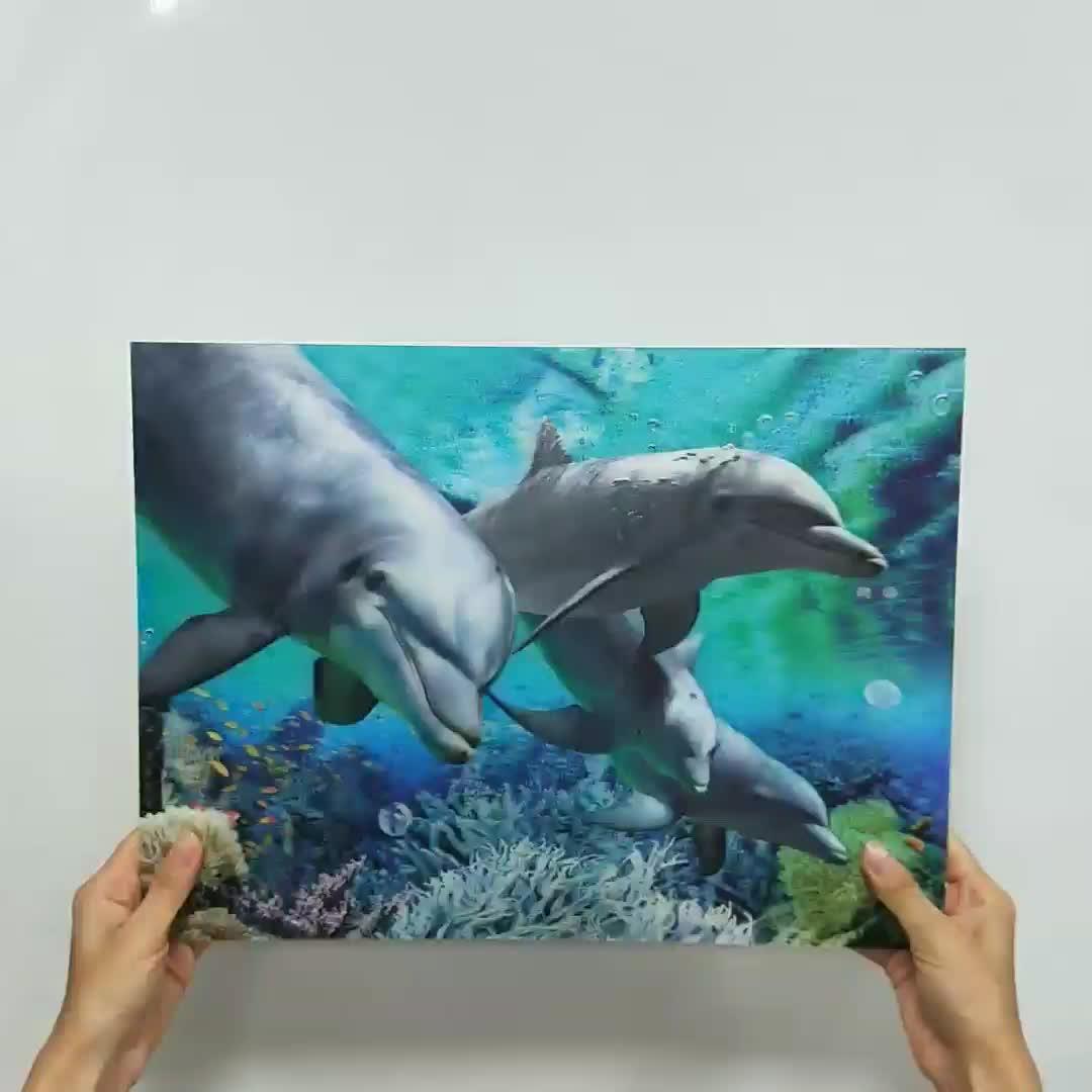 china manufacturer large size lenticular 3d poster design of sea animals buy 3d lenticular poster 3d posters printing large size lenticular 3d