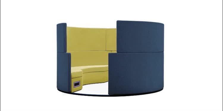 Modern Furniture Office Pod Meeting Pod  Buy Meeting Pod